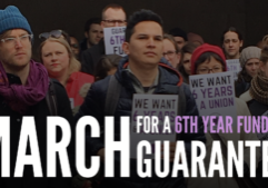 March for a Guarantee