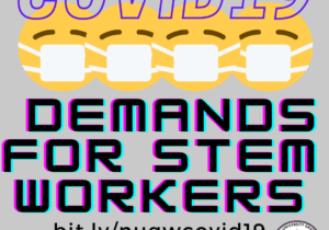 Covid-19 demands for STEM workers